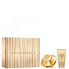 Paco Rabanne Lady Million 50 ml Set
