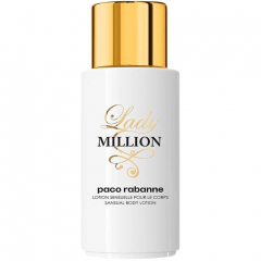Paco Rabanne Lady Million 200 ml bodylotion