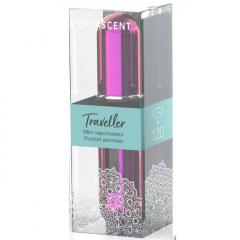 Portascent Traveller Mini Vaporisateur - donker roze