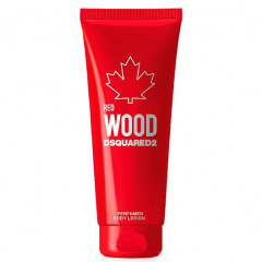 Dsquared² Red Wood pour Femme 200 ml bodylotion