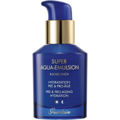 Guerlain Super Aqua-Emulsion Pre & Pro-Age Hydration Rich