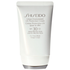 Shiseido Sun Care Urban Environment UV Protection Cream SPF30 - 50 ml
