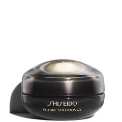Shiseido Future Solution LX eye & lip contour regenerating crème