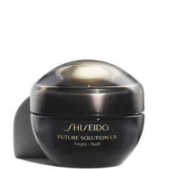 Shiseido Future Solution LX total regenerating night crème