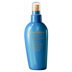 Shiseido Sun Protection Spray Oil-Free SPF15