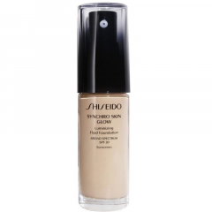 Shiseido Synchro Skin Glow Luminizing Foundation