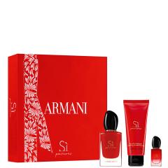 Armani Si Passione 50 ml Set (uitlopend)