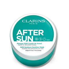 Clarins Sun Care Aftersun SOS Sunburn Soother Mask