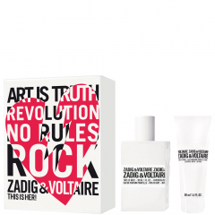 Zadig & Voltaire This is Her! 30 ml Set