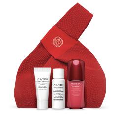 Shiseido Ultimune Tasje met miniaturen t.w.v. € 30