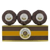 Roger & Gallet Bois d'Orange set ( 3 x 100 gr zeep)