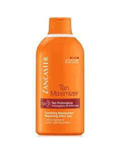 Lancaster Tan Maximizer Tan Prolonging Soothing Moisturizer Repairing After Sun 400ml