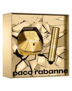 Paco Rabanne Lady Million 50 ml set