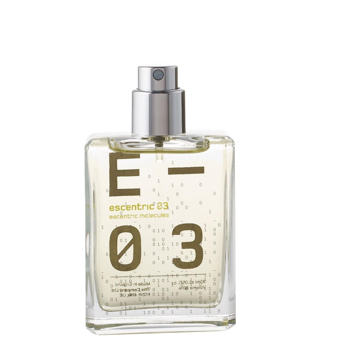 Afbeelding van Escentric Molecules 03 30 ml spray refill
