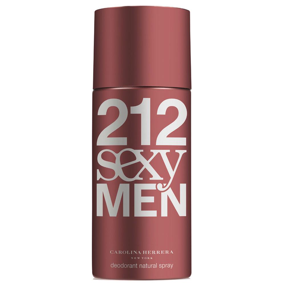 Afbeelding van Carolina Herrera 212 Sexy Men 150 ml deodorant spray
