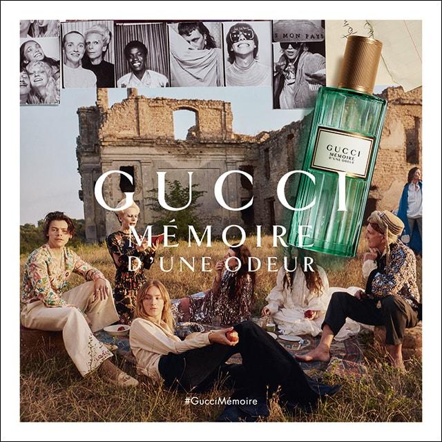 Gucci Memoire Odeur