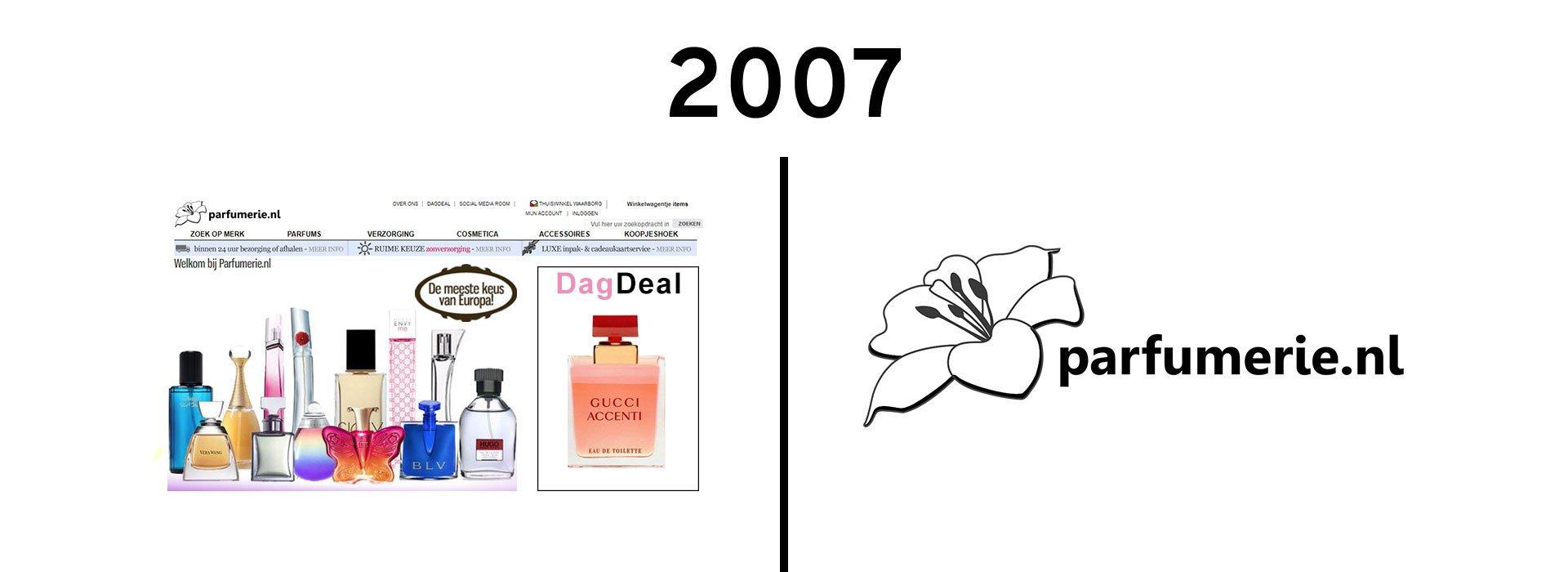 2007 een nieuw tijdperk met een nieuwe naam!