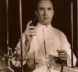 Walter Friedmann Founder van Sans Soucis