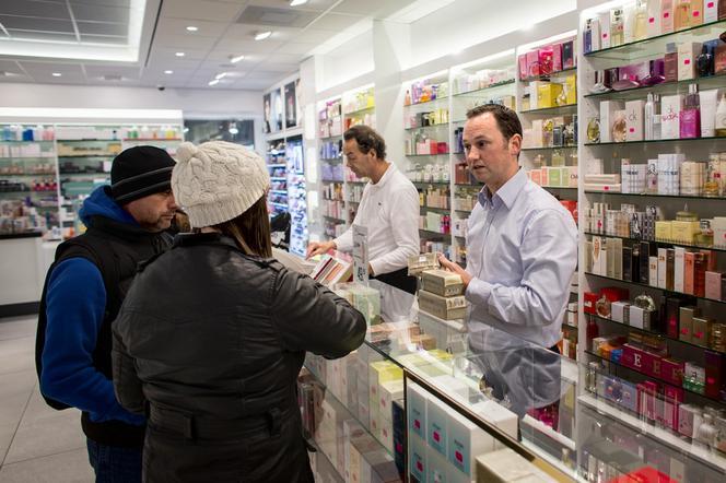 Parfumerie Marjo winkel in Amsterdam